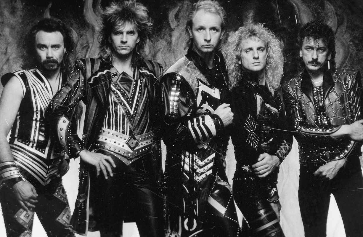 Judas Priest Painkiller The Sharpest Cuts Us Promo Cd