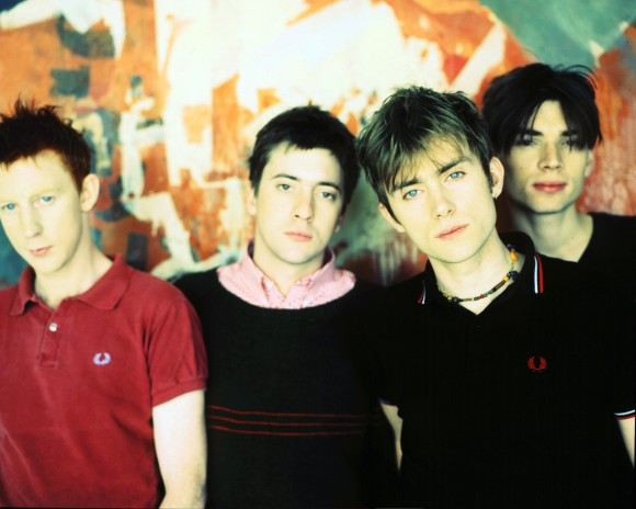 Blur - photocredit Zanna